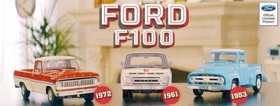Ford F 100 Para Armar Mod 1953/1961 Nación Todos Disponibles