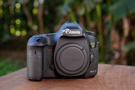 Canon 5d Mk Iii 5d 3 280 Mil Clicks - Full Frame