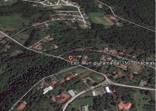 Rural Para Venda, 2 Dormitórios, Chácaras Das Colinas - Franco Da Rocha - 357