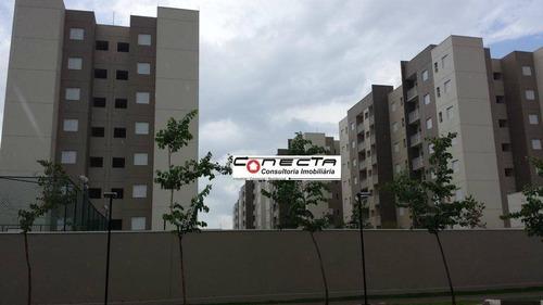 Imagem 1 de 2 de Apartamento  Residencial À Venda, Boa Esperança, Paulínia. - Ap0082