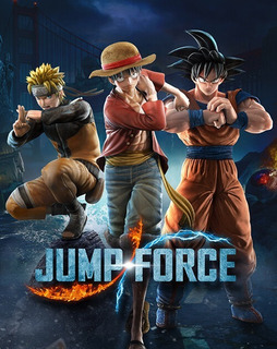 Jump Force Ultimate Edition Pc Español