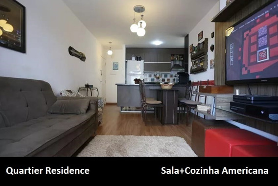 Apartamento De 3 Dormits , Com Academia E Piscina/próx Metrô