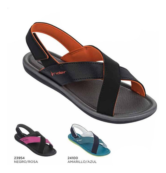 Sandalia Rider Plush Sandal I I I Ad - Ver Descripcion