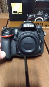 Kit Nikon D7100 + Af-s Dx 18-105 F/3.5-5.6 Ed Vr Com 2 Bats