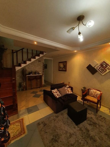 Imagem 1 de 30 de Sobrado Com 4 Dormitórios 2 Suites,, 168 M² Por R$ 899.990 - Chácara Inglesa - São Paulo/sp - So1490