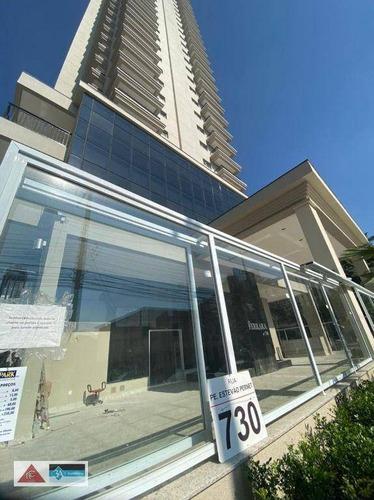 Imagem 1 de 10 de Sala Comercial Nova Para Venda Ou Locação - Sa0645