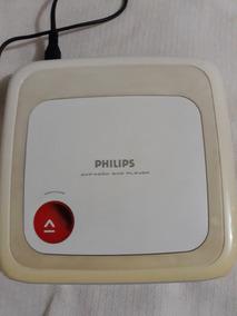 2 Dvp Philips 4000 E 4050 Usados Sem Controle-leia Descrição