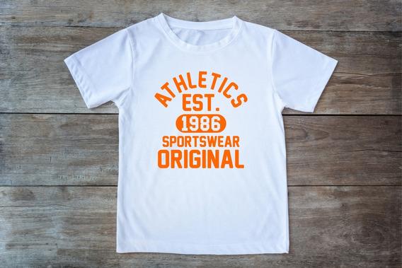 Camiseta Masculino Athletics Est. Sportwear