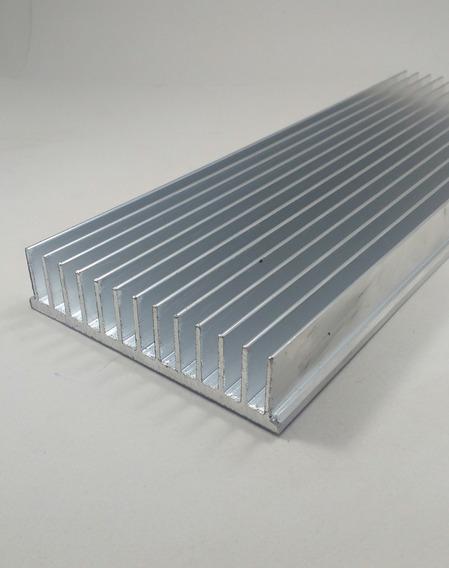 Dissipador Calor Aluminio Di104 - 10,4cm Largura X 50cm Comp