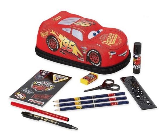 Cartuchera De Cars Disney Original