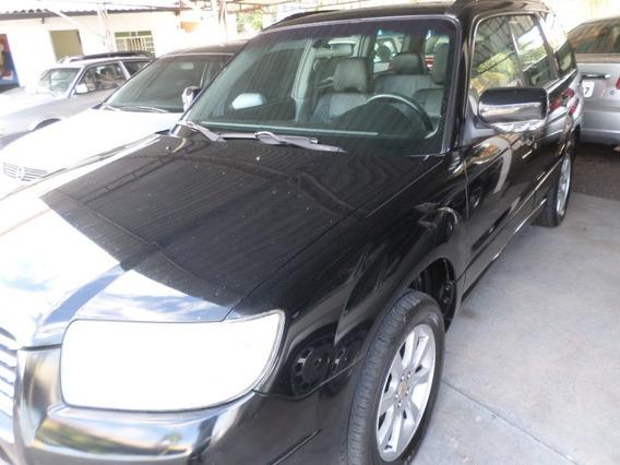 Subaru Forester Lx 2.0 Automática 2008