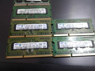 Memoria 2gb Ddr3 Para Laptop