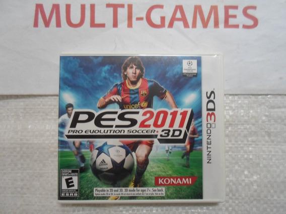 Pes 2011 Para Nintendo 3ds.