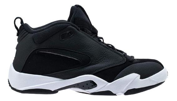 Jordan Quick 23 Talla 27 Negro Oferta