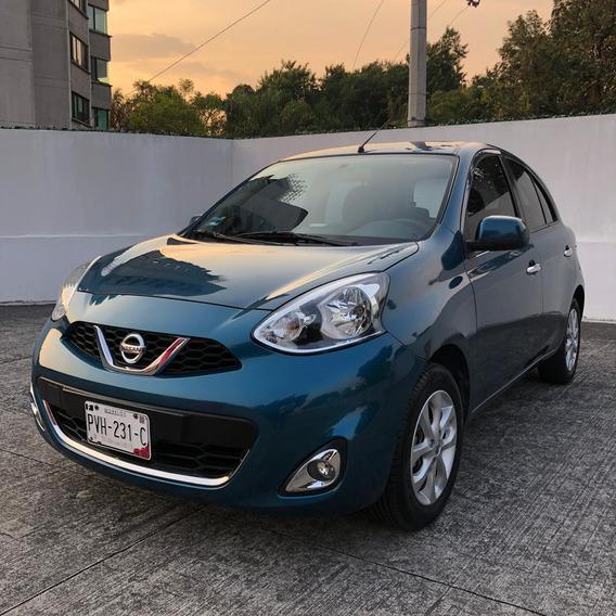 Nissan March 1.6 Advance Mt 2017