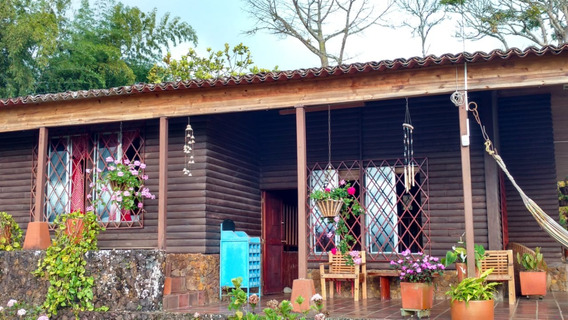 Rento Casa Campestre Amoblado En El Kilometro 30