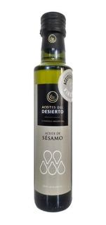 Aceite De Sésamo Natural 250 Ml Exquisito! Aceite De Cocina