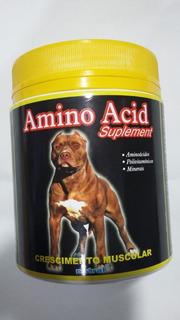 Suplemento Massa Muscular Crescimento 87% Proteina Cães 300g
