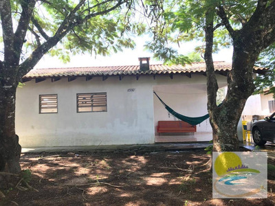 Casa Na Praia De Itapoá - Ca0454