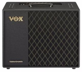 Amplificador Guitarra Vox Vt100x Usb Efectos Valvetroni