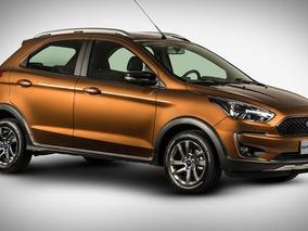 Nuevo Ford Ka 1.5 Freestyle 0 Km 2018 Stock
