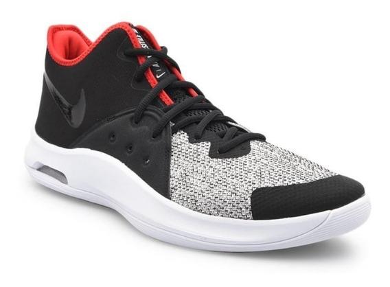 Nike Air Versitile Ill Basquet Zapatillas Hombre Ao4430-003