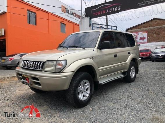 Toyota Prado Vx 2000