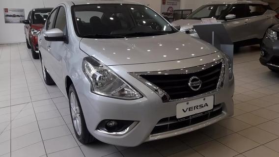Nissan Versa Advance Mt 2020 Motor 1.6 107 Cv...