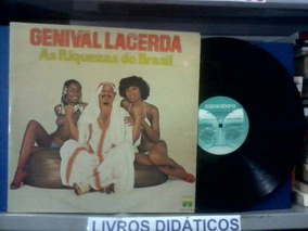 Lp - Lpfr0047 - Genival Lacerda As Riquezas Do Brasil 1980