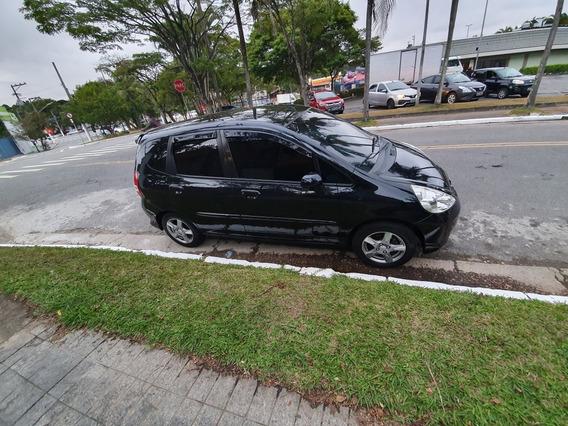 Honda Fit 2007 1.4 Lxl Aut. 5p