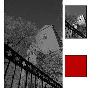 B W Filtro De Vidrio 090 39mm - 24 Rojo Claro