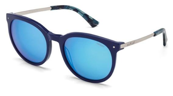 Oculos Sol Colcci C0013i1997 Azul Fosco Lente Azul Espelhada
