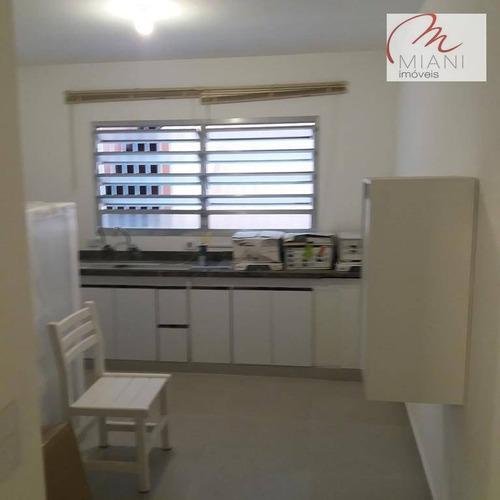 Kitnet Com 1 Dormitório Mobiliada, Próximo Ao Metrô S.paulo Morumbi, R$ 1.250/mês Tudo Incluso - Instituto De Previdência - São Paulo/sp - Kn0483
