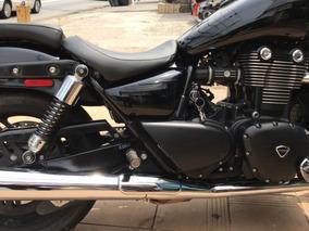 Linda -triumph Thunderbird 1700 Storm Aceita Troca Com Carro