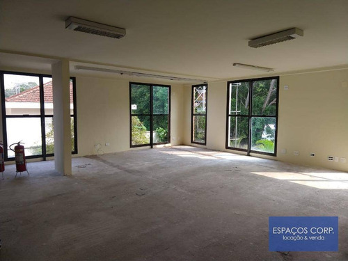 Conjunto Para Alugar, 120m² - Brooklin - São Paulo/sp - Cj2168
