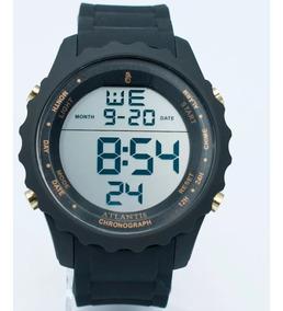 Relógio Digital Masculino Esportivo Resistente A Agua