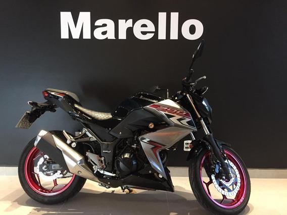 Kawasaki Z300 2019 - Honda Cb 300 - Yamaha Fazer 250 - (g)