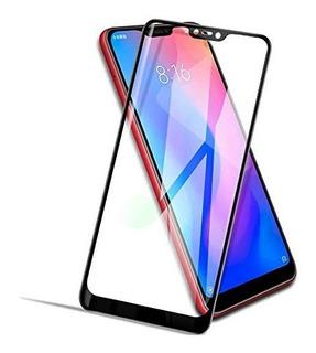 Mica De Vidrio Templado 6d Xiaomi Redmi 6 / 6a