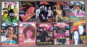 Lote 27 Revistas Bizz Entre Outras
