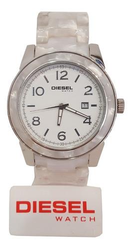 Reloj Diesel Unisex 6200 111 Acero Acrílico Sumergible 30m