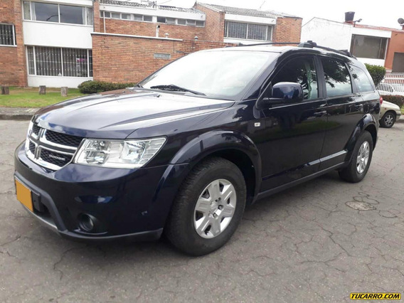 Dodge Journey Se At 2400cc 4x2 7 Psj