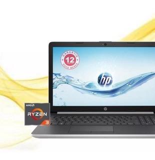 Notebook Hp Ryzen 1tb + 8gb Ram / Amd Gamer Vega 15ry Touch