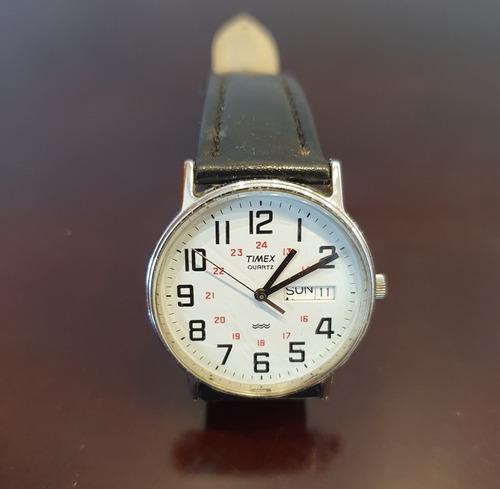 Relógio De Pulso Timex Quartz - Clássico