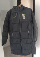 Jaqueta Casaco Parka Nike Seleção Brasileira