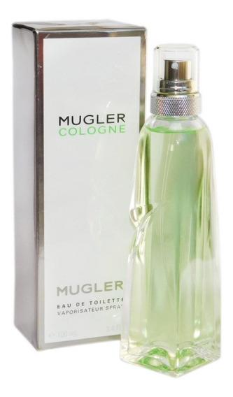 Mugler Cologne 100ml Unissex | Lacrado E 100% Original