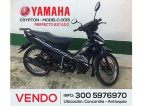 Crypton Yamaha Modelo 2015