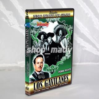 Los Gavilanes Colección Pedro Infante Por Siempre Dvd