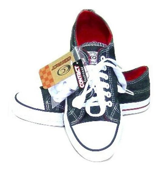 Zapatos Tipo Convers Contact Talla 40 41 Unisex S10