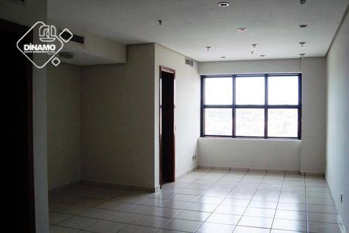 Sala À Venda, 63 M² - Centro - Ribeirão Preto/sp - Sa0223