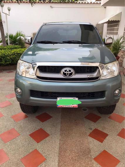 Toyota Hilux Kavak 2010 Hilux